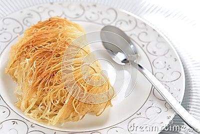 Kadayif Dessert