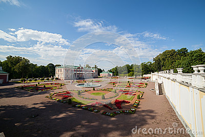 Kadriorg palace Editorial Stock Image
