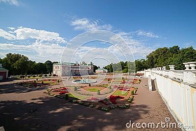 Kadriorg palace Editorial Stock Image