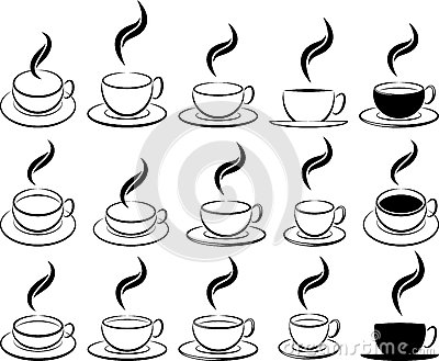 Kaffe kuper