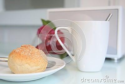 Kaffeavbrott
