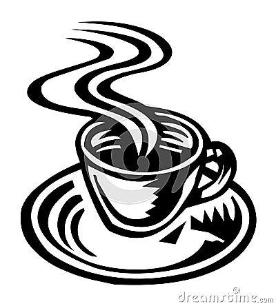 kaffeetasse lizenzfreie stockfotos bild 13595638. Black Bedroom Furniture Sets. Home Design Ideas