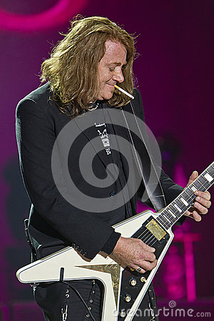Kai Hansen (Unisonic) Editorial Image