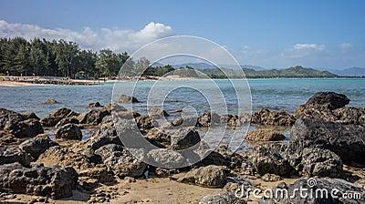 Kailua Bay Coastline