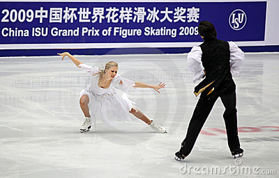 Kaitlyn Weaver and Andrew Poje (CAN) Editorial Image