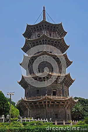 Kaiyuan Temple Pagoda