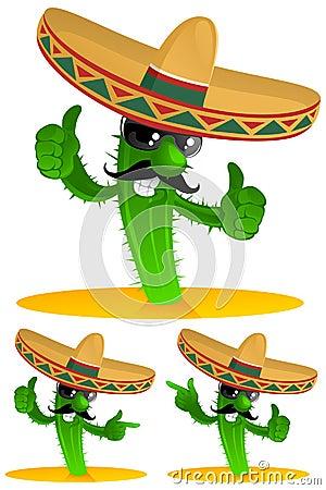 Kaktus trzy