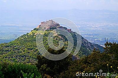 Kalat Nimrod fortress