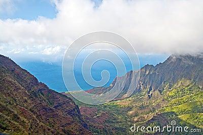Kalalau Valley Lookout - Kauai, Hawaii
