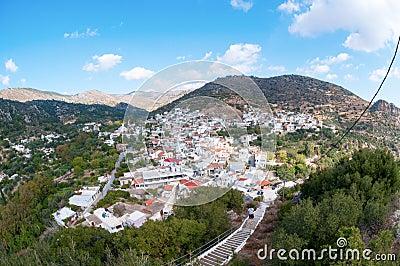 Kalamayka Town