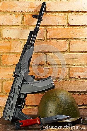 Kalashnikov automatic