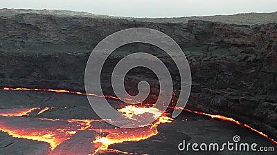 Kaldera wulkanu Erta Ale