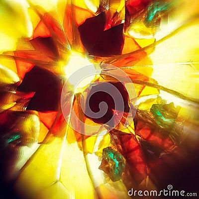 Free Kaleidoscopic Pattern Royalty Free Stock Image - 31892796