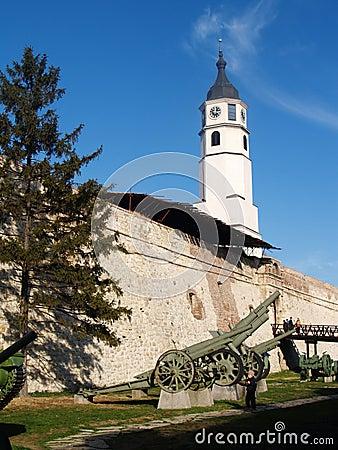 Kalemegdan Fortress Belgrade