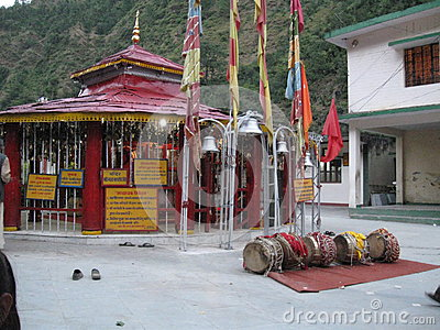 Kali Temple at KaliMath India
