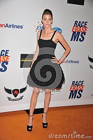 Kalia Prescott Editorial Stock Photo