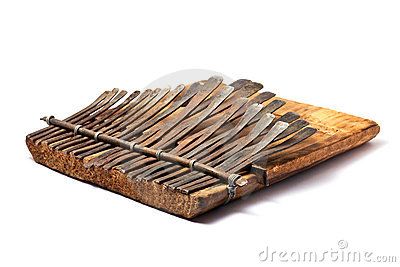 Kalimba Traditional African Music Instrument Stock Photos Image 10861853