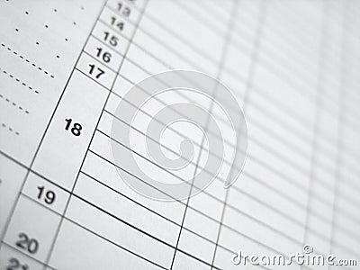 kalkulationstabellen tabelle steuer berechnung lizenzfreies stockfoto bild 4339425. Black Bedroom Furniture Sets. Home Design Ideas