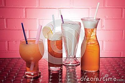 Kalla drycker