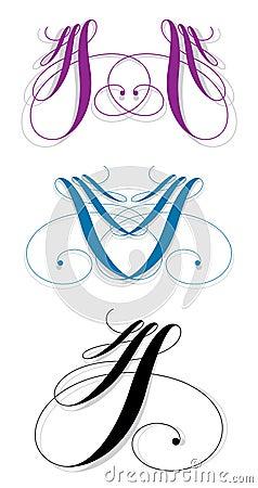 Kalligrafische slag