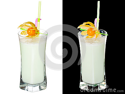 Kaltes Cocktail