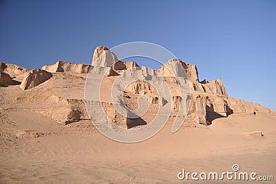 Kaluts sand castles