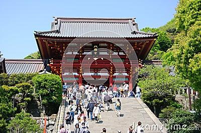 Kamakura, Japan Editorial Stock Image