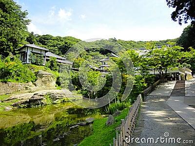 Kamakura s Temple Landscape