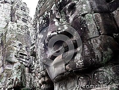 Kambodżańska świątynia