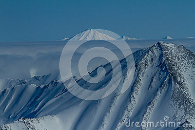 Kamchatka mountains