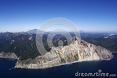 Kamchatka, Volcanos