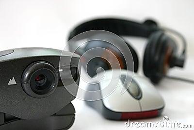 Kamera internetowa rozmowę