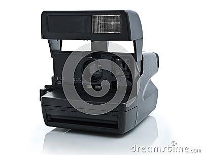 Kamera rocznik ekranowy natychmiastowy
