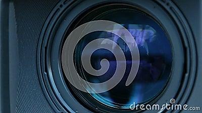 Kamera zoom zdjęcie wideo