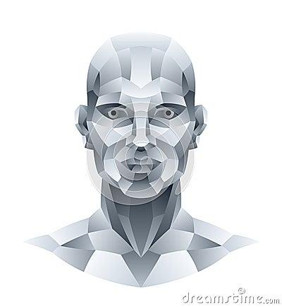 Kamienna głowa