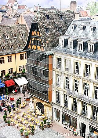 Kammerzel Old House, Strasbourg
