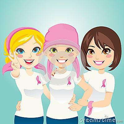 Kampf-Brustkrebs