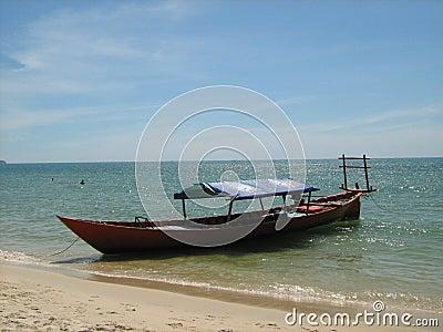 Kampong Som Beach