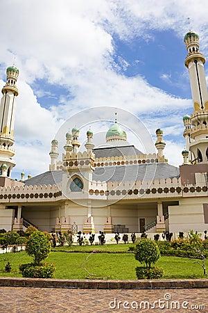 Kampong Tamoi Mosque, Brunei
