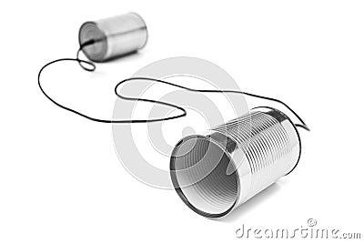 Kan telefoneren