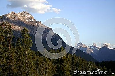 Kanadyjscy Rockies