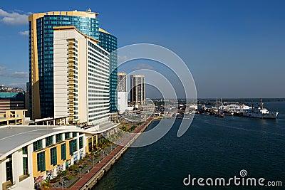 Kanal - von - Spanien bei Trinidad