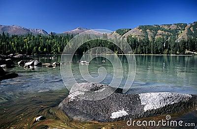 Kanas Lake,China