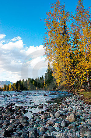 Free Kanasi River Royalty Free Stock Images - 4737339