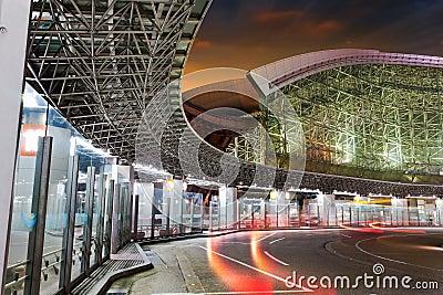 Kanazawa Station Editorial Stock Image