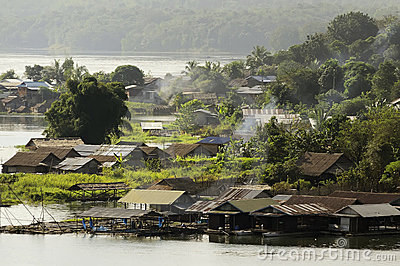 Kanchana Buri province at Thailand 02