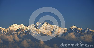 Kanchenjunga: Second highest peak in the world