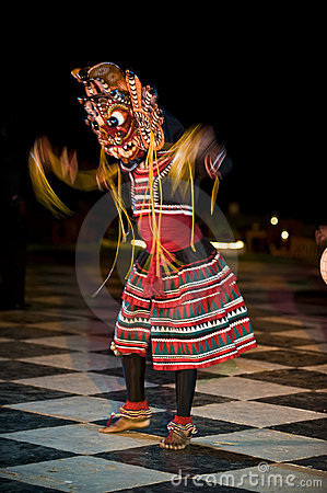Kandy dance Editorial Stock Photo