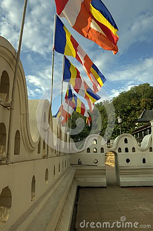 Kandy, Sri Lanka - Temple of the Tooth