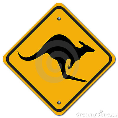 Free Kangaroo Royalty Free Stock Image - 6131186